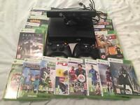 XBOX 360 with 120GB storage added