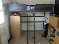 ikea Loft/Bunk Bed Tuffing- perfect condition - 1years use