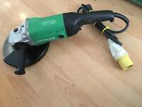 Hitachi big grinder 110v