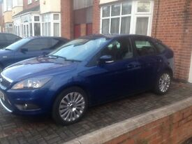 FORD FOCUS TITANIUM 2.0 LITRE ***IN BEST CONDITION YOU COULD FIND****