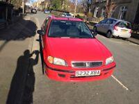 Honda civic Automatic 5 door, 1.4L, low mileage 12 months mot