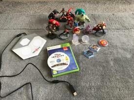 Disney Infinity 2.0 Bundle - for Xbox 360 AND Wii