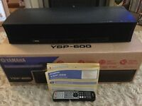 Yamaha YSP-600 Digital Sound Projector System