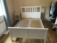 IKEA Bed frame (Standard double) – Like new! Retail price £175