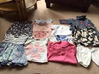 Girls 3-6 month summer bundle