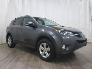 2013 Toyota RAV4 XLE Navi  Rear Camera Heated Seats Bluetooth