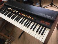 Roland VK-09 Electronic Drawbar Organ