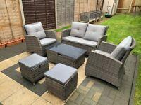 Premium Quality Patio Furniture in Excellent Condition