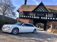 CHAUFFEUR / PROM / WEDDING / BIRTHDAY / ANY OCCASION / LAST MINUTE BOOKINGS CAR HIRE