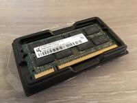 2GB PC2-5300 DDR2-667MHz LAPTOP RAM Memory Stick