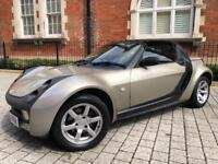 2006 Smart Roadster 0.7 Coupe Convertible **Immaculate Rare car** PX Welcome