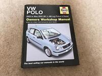 Haynes Manual - VW Polo