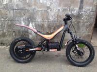 0set 16 electric trials bike
