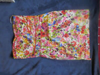 Stunning meadow flower inspired dress - brand new with tags!