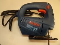 BOSCH JIGSAW GST 65 B like new