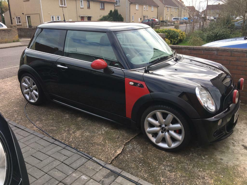 2004 R53 Supercharged Mini Cooper S Jcw Aero Kit 200 Bhp