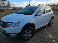"2015 DACIA STEPWAY 0.9 AMBIANCE ""REDUCED"""