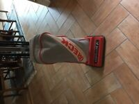An Orack cleaner and hand hoover all with tools perfect condition