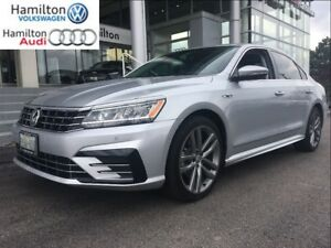2017 Volkswagen Passat R-Line TOP NOTCH
