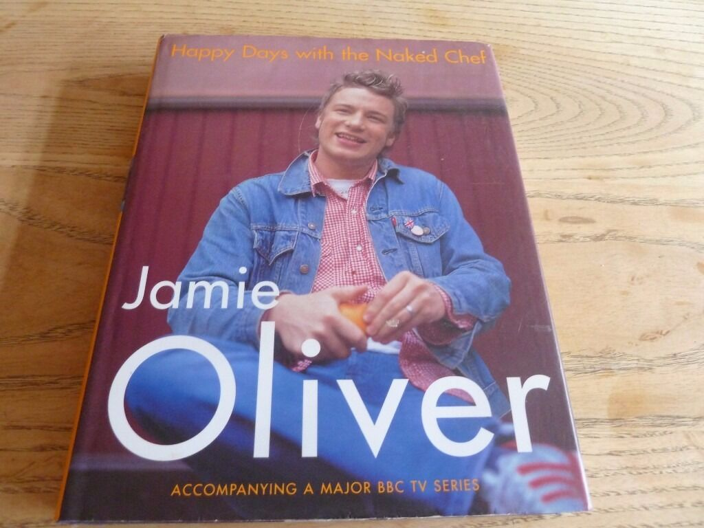 Jamie Oliver's Happy Days with the Naked Chef