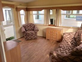 Reduced/ Cheap Static Caravan/ Holiday home in Skegness Lincolnshire.
