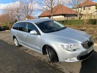 Beautiful automatic estate 2013 Skoda Superb 2.0 TDI || 140 bhp || 49k miles