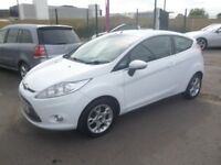Great looking Ford FIESTA Zetec,1242 cc 3 door hatchback,runs and drives great,low mileage 46,000