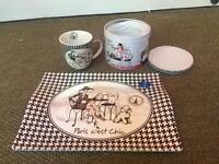 New Mug and Tray ideal Gift