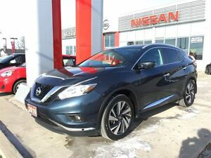 2016 Nissan Murano Platinum, TOP OF THE LINE!!!