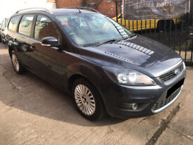 Ford Focus 1.6 TDCi Titanium 5dr - 2009, 2 Owners, Full History 11 Services, 12 Months MOT, £30 Tax!