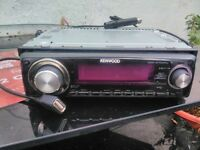 car stereo kenwood with usb
