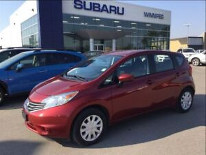 2016 Nissan Versa Note S auto, cold air, backup camera