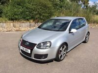 bargain look volkswagen golf 2.0 gti turbo manaul mk5 silver type r edition30 s3 rs st audi vw