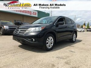 2014 Honda CR-V $154.32 BI WEEKLY! $0 DOWN! CERTIFIED!
