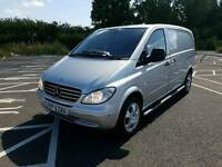 Mercedes Vito 111 CDI compact manual fully loaded