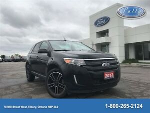 2013 Ford Edge SEL, Moonroof, Navigation, Appearance package!