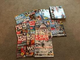 How it works Magazines