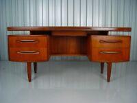 Vintage G Plan Fresco Dressing Table Retro Mid Century Furniture
