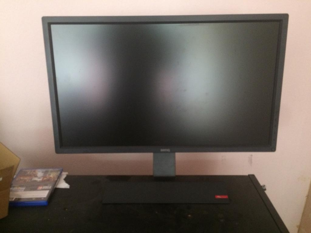 BenQ ZOWIE RL2755 27 Inch Console e-Sports Gaming Monitor (Officially  Licensed for PS4/PS4 Pro)   in Plymouth, Devon   Gumtree
