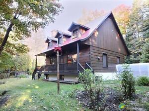 298 000$ - Maison 2 étages à vendre à Morin-Heights