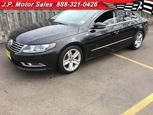 2013 Volkswagen CC Sportline, Automatic, Leather, Back Up Camera