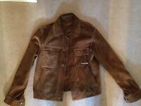 Timberland Jacket vintage suede