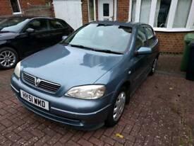 Vauxhall Astra LS 2001 - 1.6 Petrol - 78,619 miles