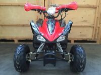 125cc quad bike new 2016 model. Automatic Reverse Speedo. FREE HELMET GOGGLES GLOVES