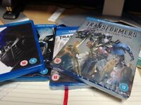 Transformers Bluray Collection