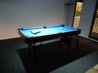 BCE SOLID POOL TABLE