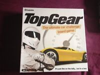 Top Gear Board Game - The Ultimate Car Challenge Board Game