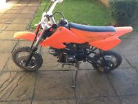 genuine x sport 110 pit bike