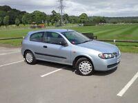 Nissan Almera 1.5 S 3 Door ★★★NEW 12 MONTHS MOT★★★PART EXCHANGE TO CLEAR ★ ★ ★ CHEAP CAR★★★