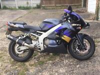 Kawasaki zx6r g1 Ninja